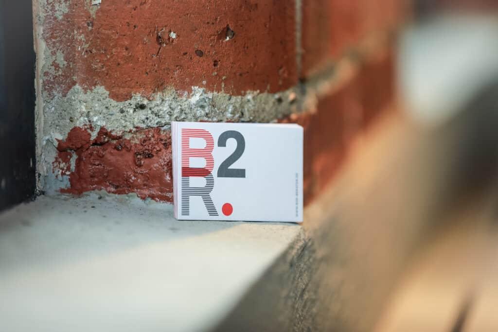 B2R Visitenkarten