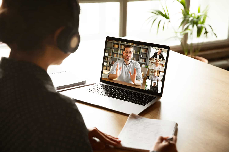 B2R Digital Videokonferenz